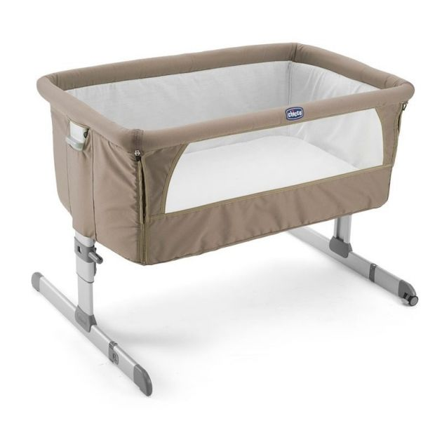 Chicco Next2Me Dove Grey
